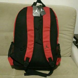 dac10d11e2f3 Jordan Bags - Nike Jordan Backpack Laptop Storage Inside